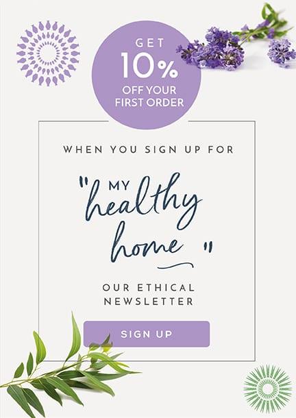 greenscents newsletter sign up