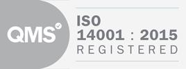 ISO Badge