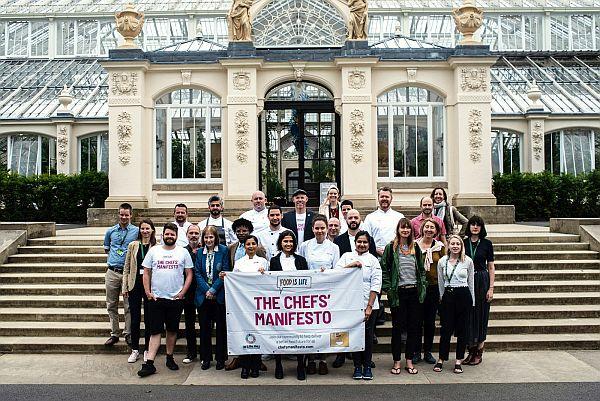 The Chef's Manifesto Greenscents interview