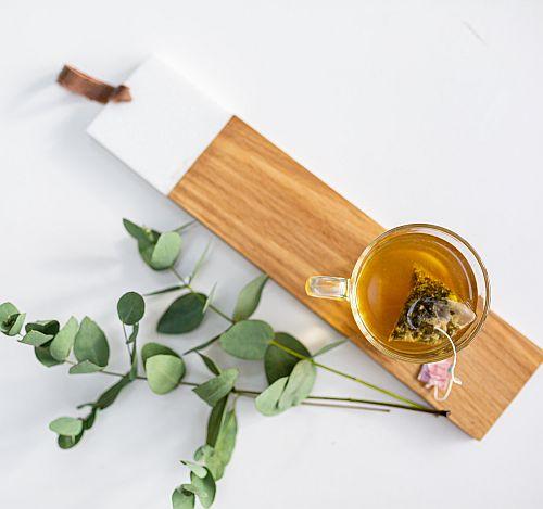 organic pregnancy teas