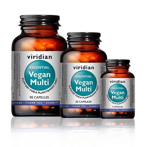 Viridian vegan multis