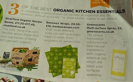 natural health magazine greenscents