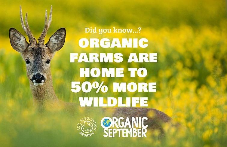 certifed organic better for wildlife