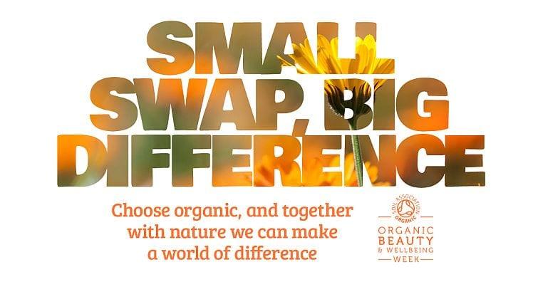 swap to certified organic