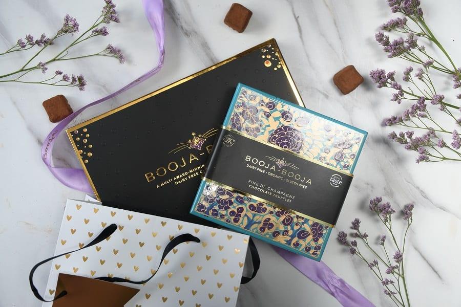 Booja-Booja vegan chocolates