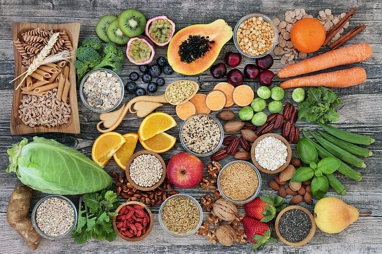 Super vegan plant based food