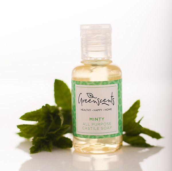 Greenscents organic Castile Soap