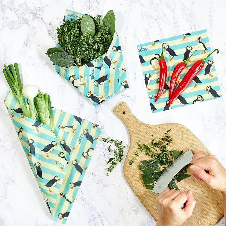 plastic free wraps