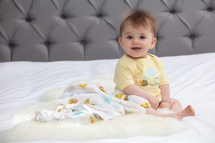 organic cotton babywear
