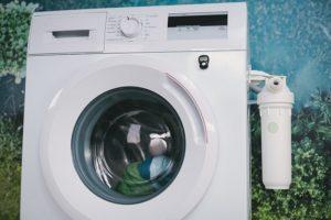 microplastics filter for washing machine