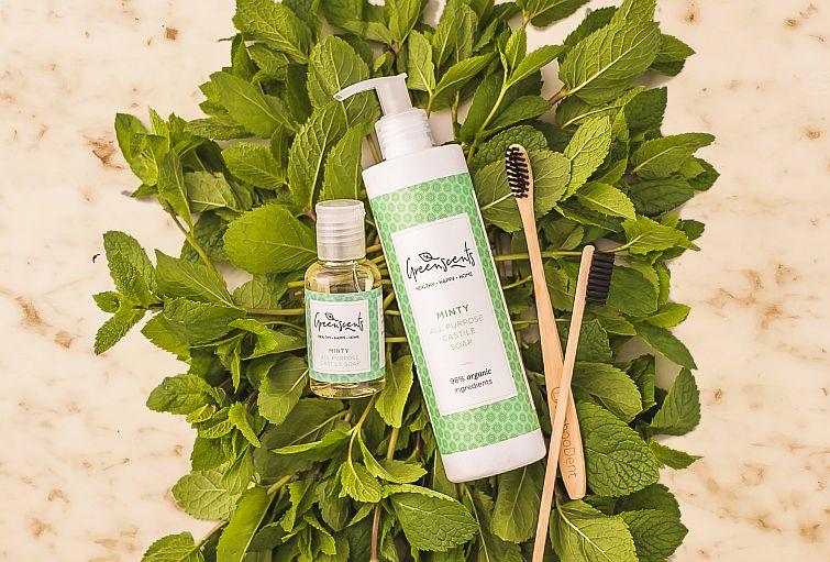 Greenscents Castile Soap
