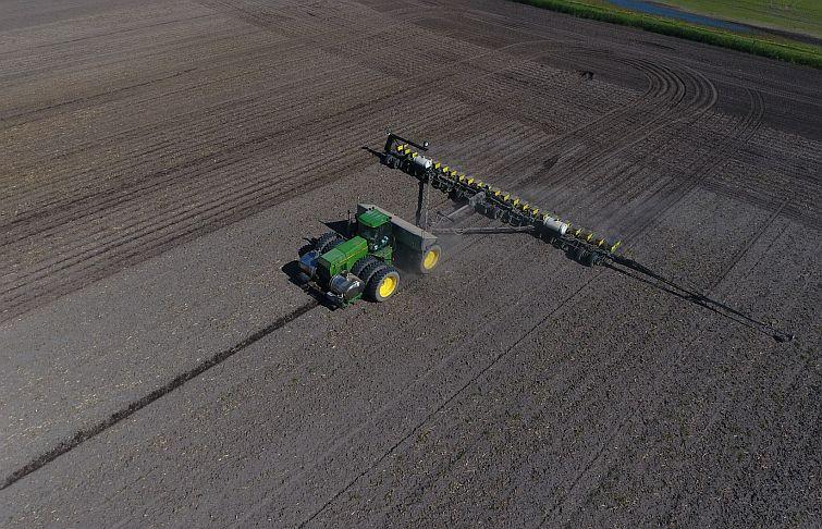 conventional farming methods